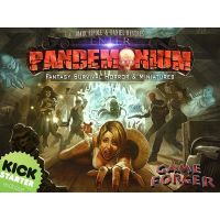 Pandemonium: Fantasy Survival Horror & Miniatures