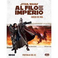 Star Wars: Al Filo del Imperio - Pantalla del DJ