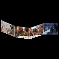 Dungeons & Dragons: Pantalla del Dungeon Master - Waterdeep: El Golpe de los Dragones