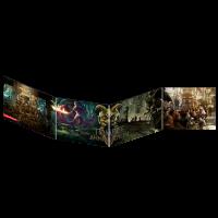 Dungeons & Dragons - Pantalla Dungeon Master La Tumba de la Aniquilación