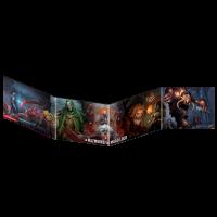 Dungeons & Dragons - Pantalla Master Waterdeep: La Mazmorra del Mago Loco