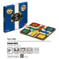 PARCHIS MADERA GIFT BOX
