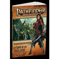 Pathfinder, La calavera de la serpiente: la ciudad de las 7 lanzas