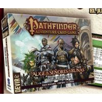 Pathfinder mazo de personajes