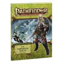 Pathfinder: El regente de Jade 3. La tormenta voraz