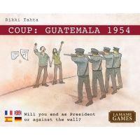 Coup: Guatemala 1954-Pequeño golpe en la caja