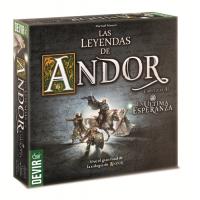 Las Leyendas de Andor: La última esperanza juego de mesa