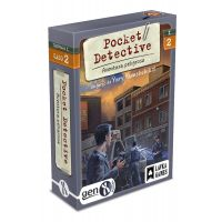 Pocket Detective. Temporada 1, Caso 2 Kilómetro 0