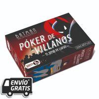 Batman Póker de Villanos el juego de cartas