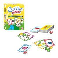 Quiddler Junior Kilómetro 0