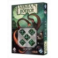 Set de dados de Arkham Horror (verde)