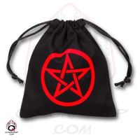 Pentagram Bag Black
