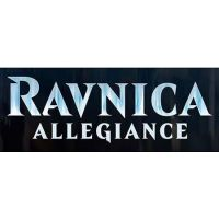 Magic: Lealtad de Ravnica, Expositor de Sobres (Inglés)