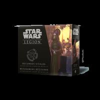 Star Wars Legión: Recursos Vitales