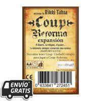Reforma (exp. Coup Ciudad Corrupta)