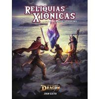 Aventuras de Voldor Vol. 2: Reliquias Xiónicas