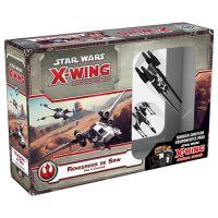 Star Wars X-Wing: Renegados de Saw
