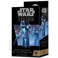 Star Wars Legión: Especialistas de la República expansión de personal