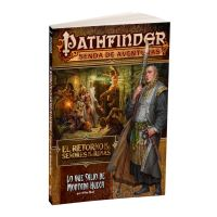 Pathfinder - El Retorno de los Señores de las Runas 2: Lo que salió de montaña hueca