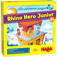 Mis Primeros Juegos - Rhino Hero Junior Kilómetro 0