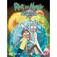 Rick y Morty. El juego de rol multidimensional y tal