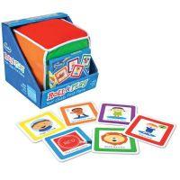 Roll & Play el juego de cartas con dado gigante para los más pequeños de la casa.