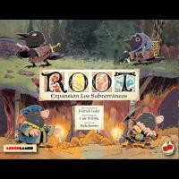 Root Expansión Los Subterráneos es una nueva ampliación para el juego de mesa Root.