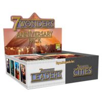 7 Wonders Pack Aniversario: Leaders/Cities