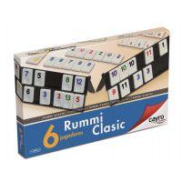 RUMMI CAYRO 6 jugadores