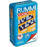 Rummi Travel caja de metal