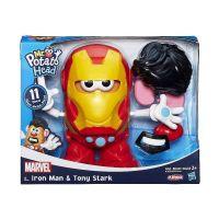 Mr. Potato: Iron Man & Tony Stark