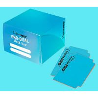 Deck box duel azul claro