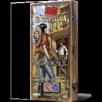 Bang! El juego de dados: El viejo saloon