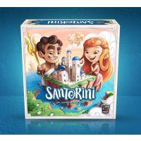 Santorini - pequeño golpe en la caja