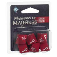 Set de Dados de Las Mansiones de la Locura