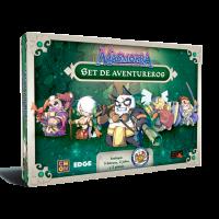 Mazmorras de Arcadia: Set de aventureros