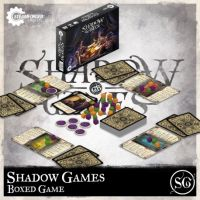 Shadow Games (Inglés)