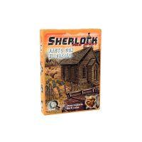 Sherlock Far West: Pacto con el diablo