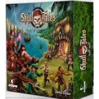 Skull Tales: ¡A toda vela! - pequeño golpe en la caja
