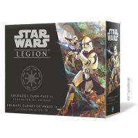 Star Wars Legión: Soldados Clon Fase II