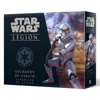 Star Wars Legión: Soldados de Asalto Imperiales. Expansión de Mejora
