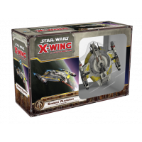 Star Wars X-Wing: Sombras alargadas
