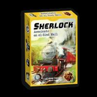 Sherlock: Asesinato en el Sind Mail