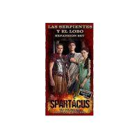 Spartacus Expansión: Serpiente y Lobo