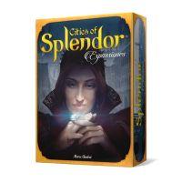 Cities of Splendor - pequeño golpe en la caja
