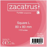 Fundas Zacatrus Square L (Cuadrada Mediana) (110 uds.)