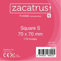 Fundas Zacatrus Square S (Cuadrada Pequeña)