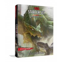 Dungeons & Dragons: Starter Set, Caja de inicio edición española