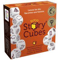 Story Cubes es un juego de dados muy divertido con el que dejar volar tu imaginación.
