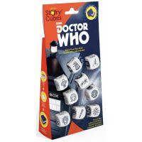 Story Cubes Dr. Who juego de dados